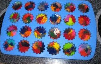 crayon craft ideas