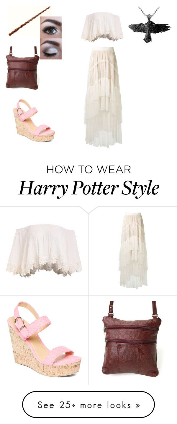 """Spring"" by gueng on Polyvore featuring Chloé and Charles Albert"