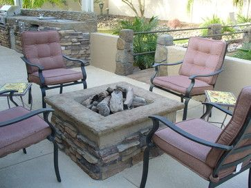117 best backyard fire pits images on pinterest