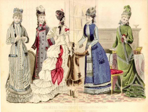 In the Victorian Era, clothing was a very important ...
