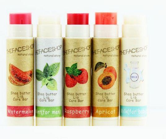 Купить товар2015 новый макияж масло ши уход за губами бар фрукты бальзам для губ 5 шт./лот в категории Бальзамы для губна AliExpress.                                        Особенности                                                        Вкус