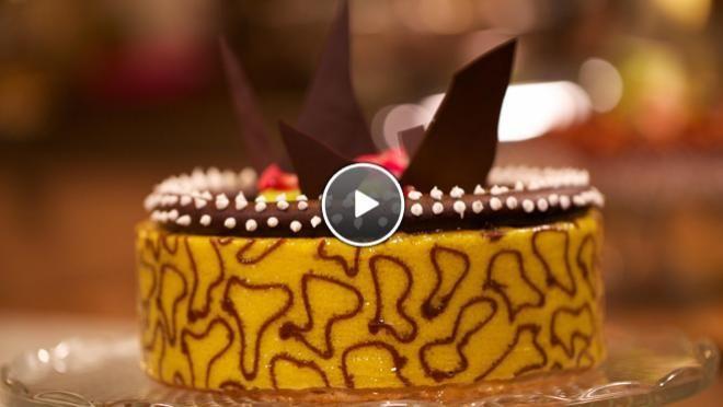 Marco's Out of Africa taart - recept | 24Kitchen. Veel werk, maar de moeite zeker waard.
