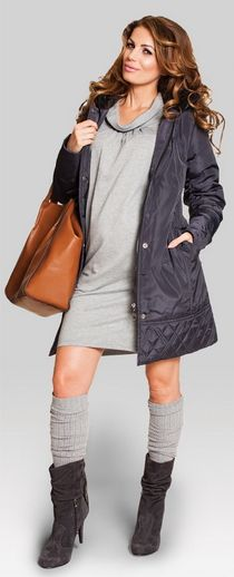 miss snowy jacket