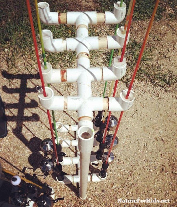 DIY Fishing Pole Holder