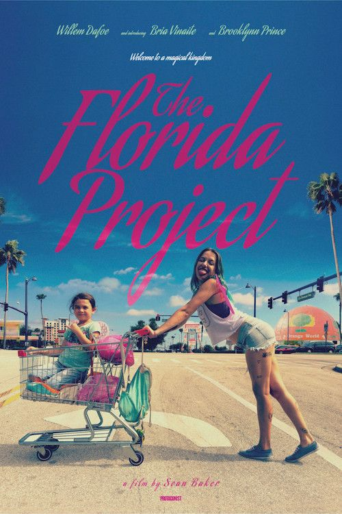 Watch The Florida Project Full Movie Online