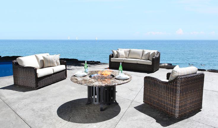 Nevada Outdoor Wicker Patio Furniture