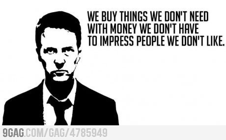 Best 'Fight Club' movie quote ever