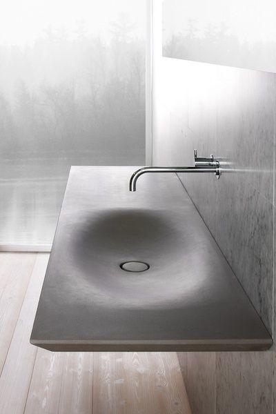 Contemporary Sink.