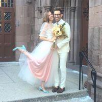 Agyness Deyn Wedding To Joel McAndrew | British Vogue