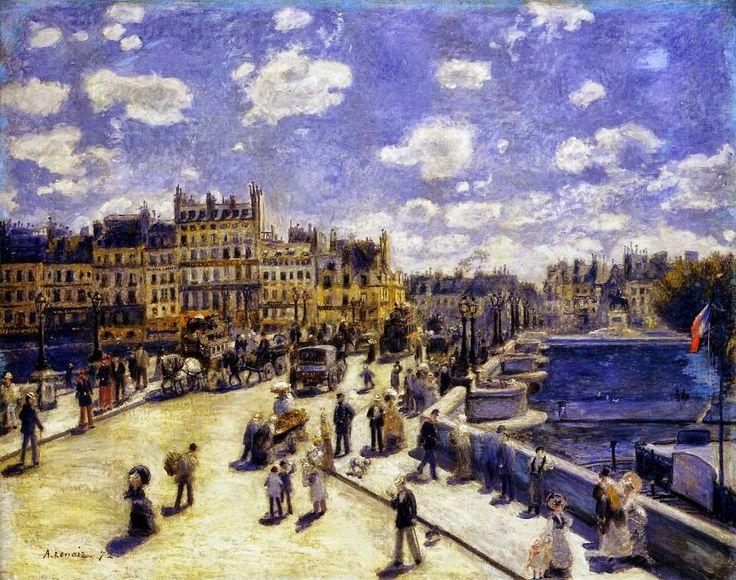 Pierre-Auguste+Renoir+-+Le+Pont-Neuf,+Parigi,+1872.jpg 1.125×887 pixel