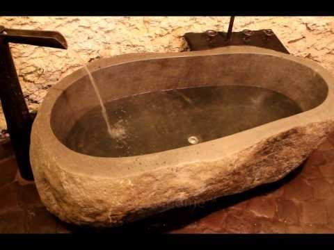 Natural Stone Bathtub