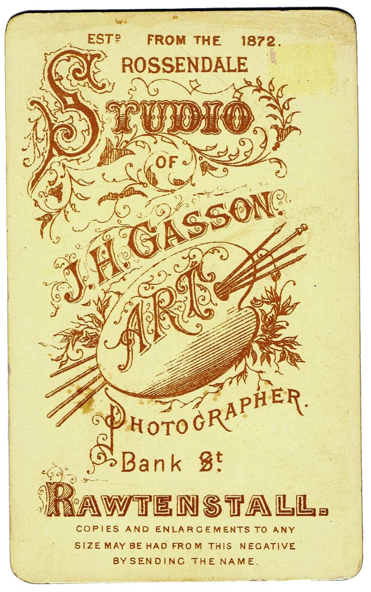 Type of Photograph