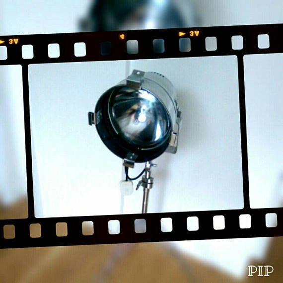 Check out this item in my Etsy shop https://www.etsy.com/uk/listing/526262801/vintage-theatre-stage-light-floor-lamp