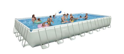 intex above ground pools