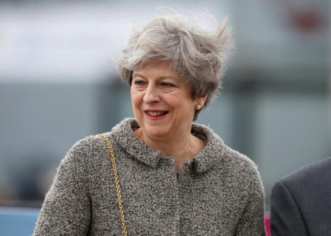UK PM May nears deal to prop up government with Northern Irish DUP