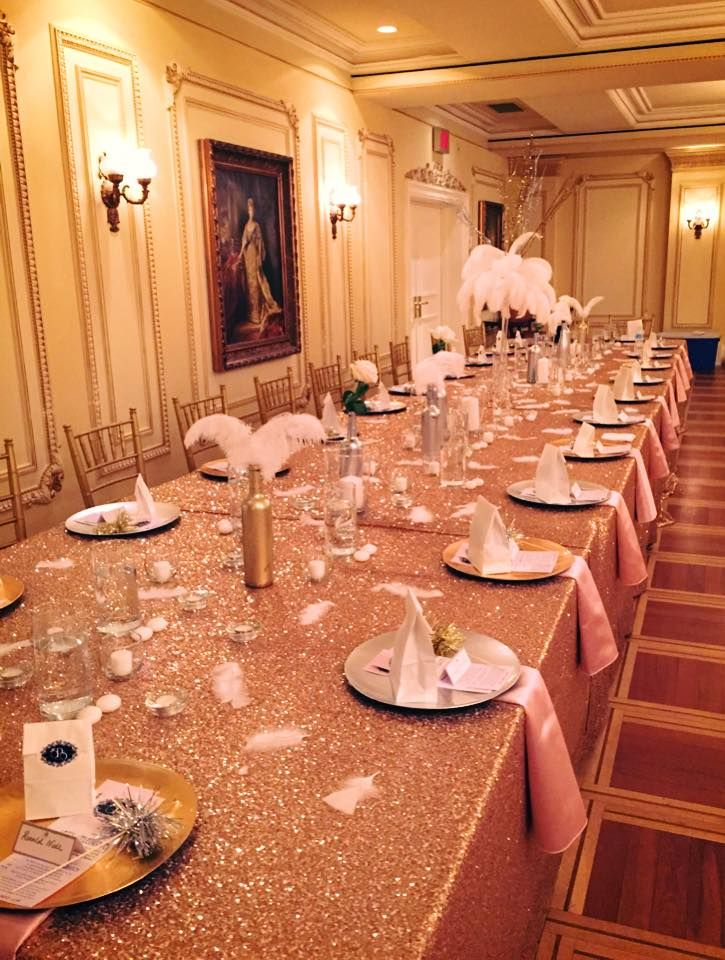 119 best prince of wales weddings images on pinterest prince of victoria albert ballroom great gatsby themed wedding linens napkins from simply beautiful junglespirit Gallery