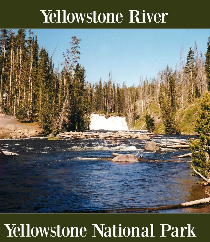 Pinterest Pro loves to travel.  This is a picture of the Yellowstone River in Yellowstone National Park.  If you are a travel agent, inform your clients about  places such as this and give suggestions for accommodations. For Pinterest tips sign up for our Pinterest eNewsletter by clicking on pin.
