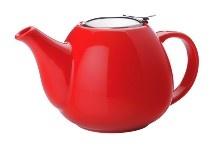 Maxwell & Williams Infusions Tea Pot Red 1Lt (PGIFTS3SIT02010) by Maxwell & Williams - Perkal Corporate Gifts