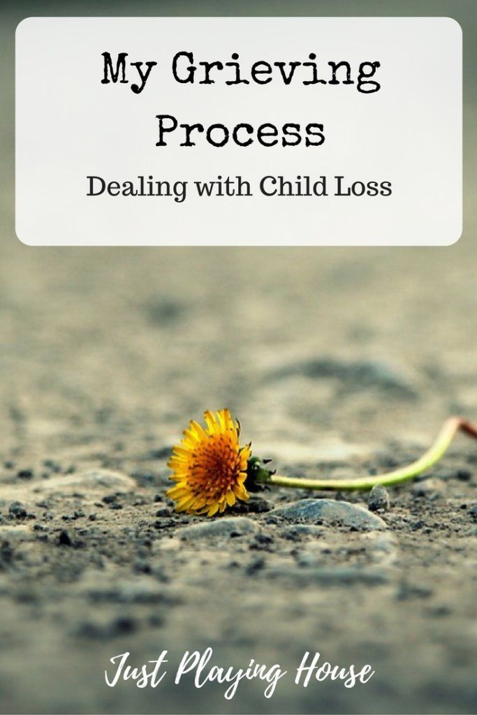My grieving process - no roadmap or expectations - grief - bereaved mother - child loss