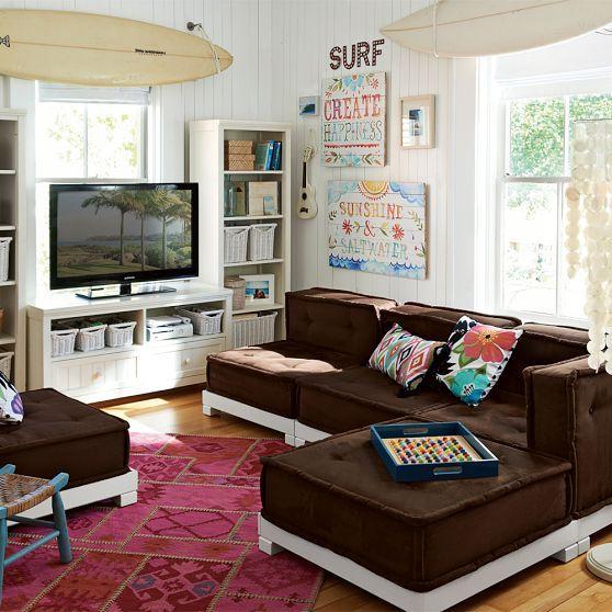 20 best Lounge Ideas images on Pinterest | Teen hangout room, Teen ...