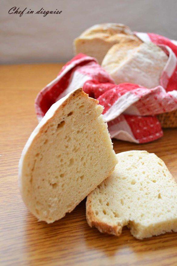Basic sourdough bread   Recipes   Pinterest