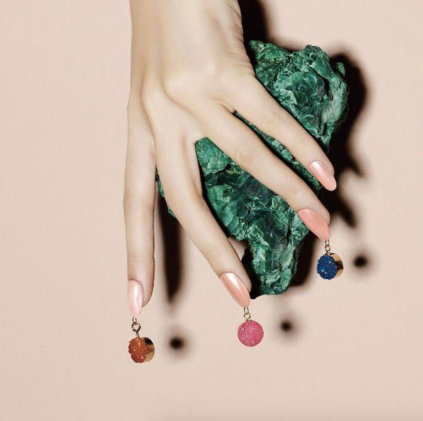 Nail piercing by Park Eunkyung