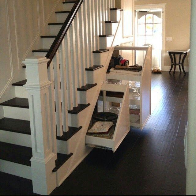 Hallway With Understairs Storage: 67 Best Hallways & Stairs Images On Pinterest