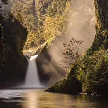 Oregon's 75 Best Day Hikes (pictured: Eagle Creek Hike to Tunnel Falls)
