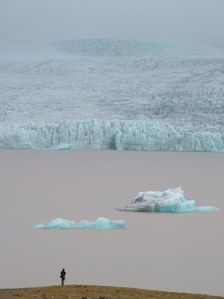 Lac Jokulsarlon - Islande