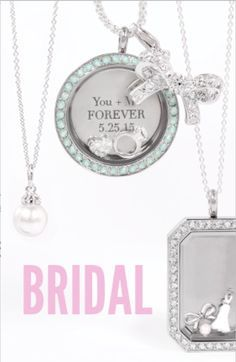 Add the perfect Origami Owl piece to your wedding outfit, bouquet, gift etc. So many options <3 Xo