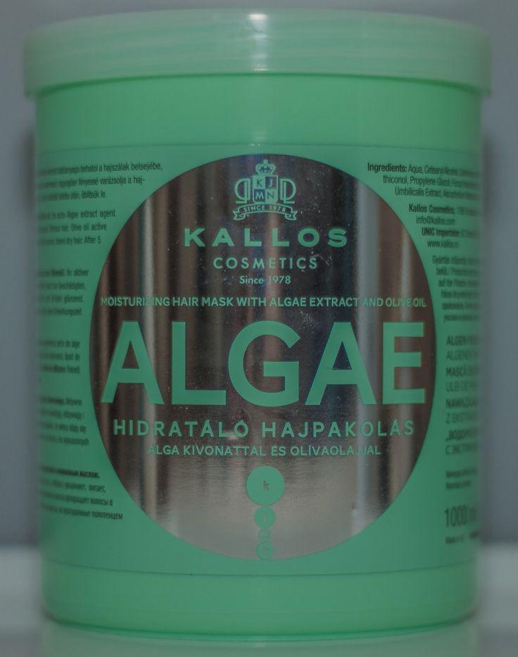 Jak okiełznać elektryzujące się włosy? | justineyes.com #elektryzującesięwłosy #electrifyinghair #KallosCosmetics #Algae #maskadowłosów
