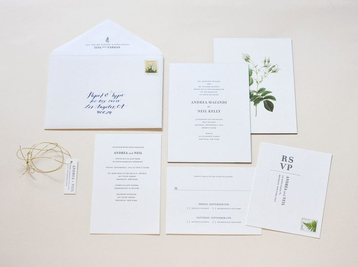 187 best wedding paper images on pinterest invitations graphics paper type is a los angeles based graphic design company work includes custom invitations logo design and business stationery plus everyday notebooks stopboris Gallery