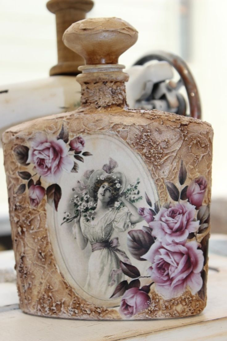 115 Best Decoupage Ideas Images On Pinterest