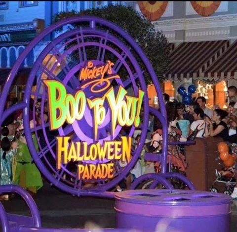 The Boo To You Parade might just be my favorite parade at Walt Disney World!