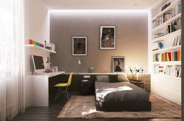 Apartment on the street Molodogvardeyskaya by Alexandra Fedorova 13
