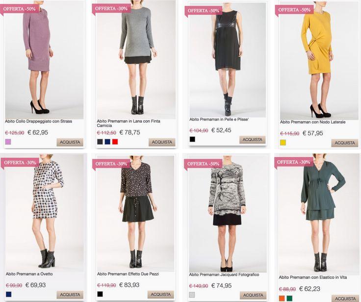 Consigli di stile per la moda premaman invernale www.attesa.it