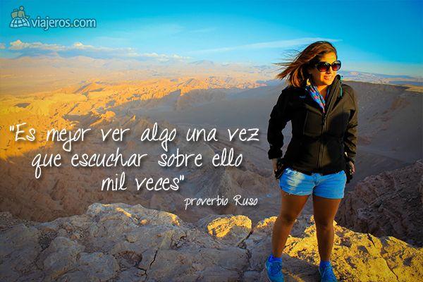 Organiza tu viaje con la ayuda de otros viajeros aquí: http://www.viajeros.com/foros/