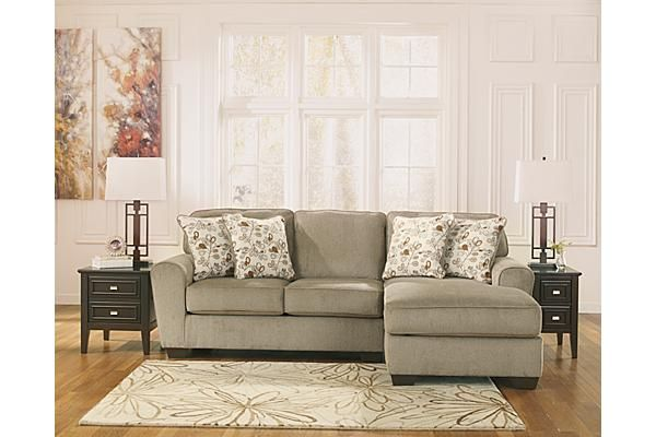 The Patola Park 2 Piece Sectional From Ashley Furniture Homestore With A Stylish