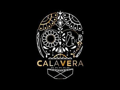 Calavera | Mexican Food Truck Design