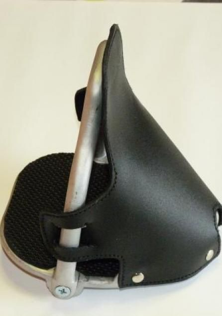 Would love to have safety stirrups like these!