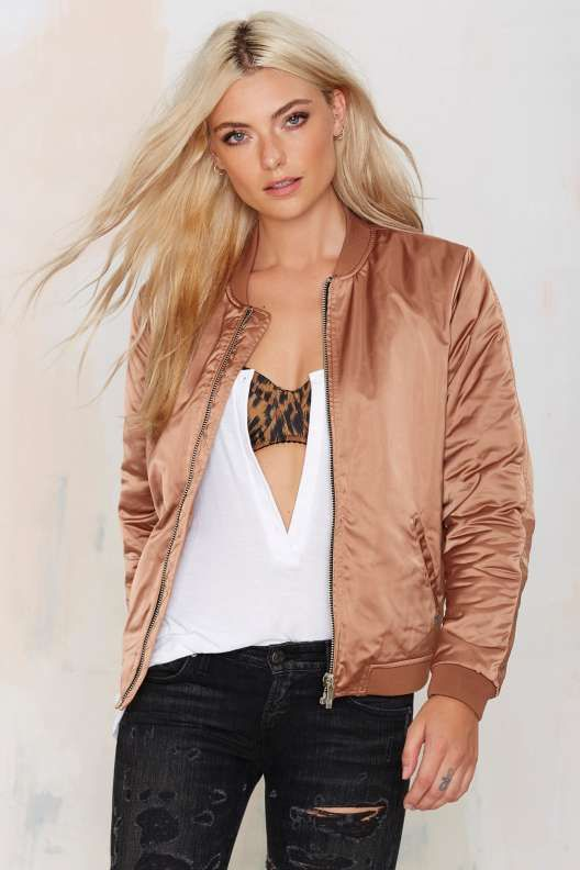 Maison Scotch Shana Bomber Jacket