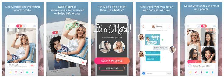 Tinder itunes connect ios app store screenshot design