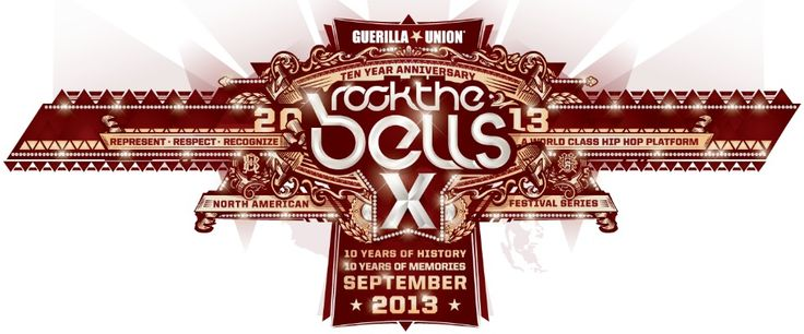 EVENT (Los Angeles, CA): Rock The Bells 2013 Launch Party (05/14)!