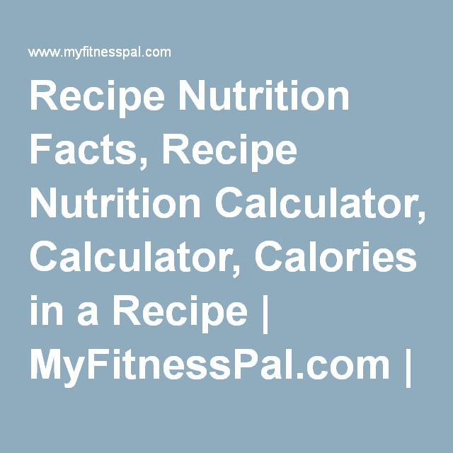 The 25 best food nutrition calculator ideas on pinterest the 25 best food nutrition calculator ideas on pinterest nutrition recipe calculator calculate nutrition of recipe and nutrition calculator recipe forumfinder