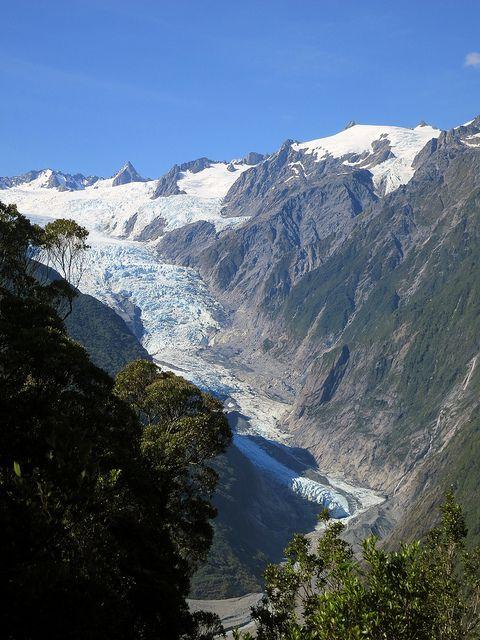 Franz Josef, New Zealand.