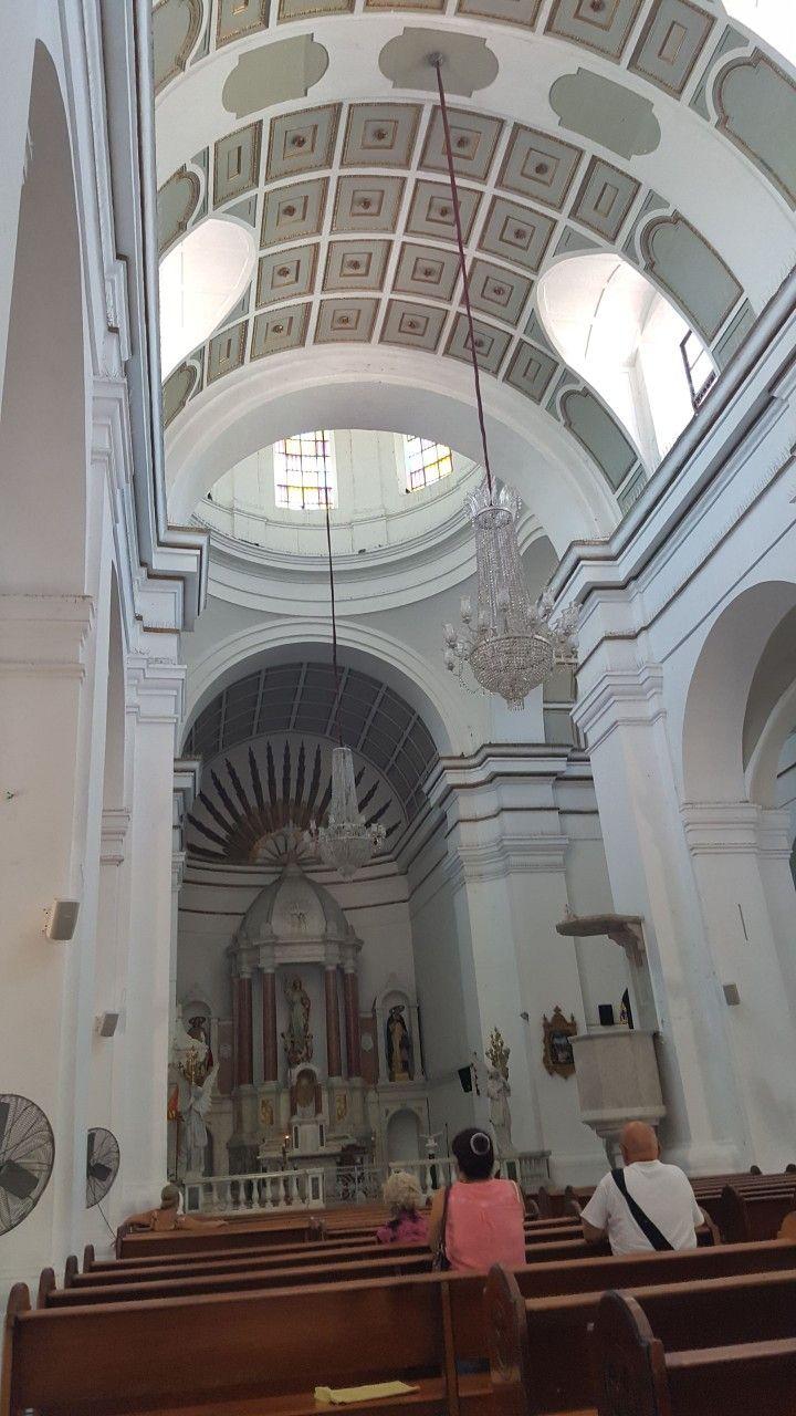 Iglesia de Santa Martha. Colombia
