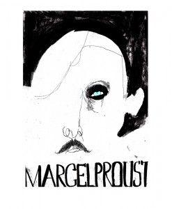 Marcel Proust / Daniel Egneus