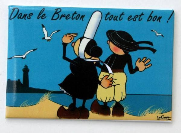 IL EST DE BON TON D'AIMER UN BRETON !!!