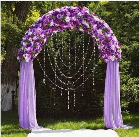 The 25 best metal wedding arch ideas on pinterest wedding altar decorative metal wedding arch white 55wx90h junglespirit Images