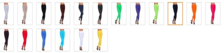 High Waist Cotton Leggings Full Length All Colours All Sizes Active   Pants Sport Trousers LWP.  Available to buy at http://everythingunder5pounds.com/high-waist-cotton-leggings/
